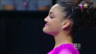 Laurie Hernandez Olympic Trials