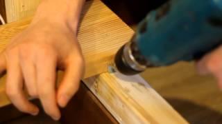 Монтаж террасной доски на крепеж Twin Mini(Пример монтажа террасы с использованием крепежа Twin Mini., 2014-02-20T15:46:53.000Z)