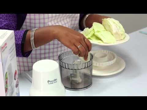 Wonderchef s Mini Chopper by Chef Sanjeev Kapoor FunnyDog.Tv
