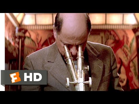 The Phantom (2/9) Movie CLIP - The Microscope (1996) HD
