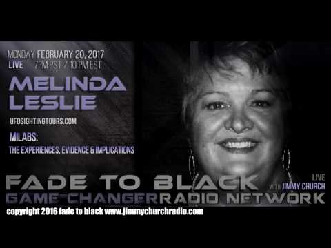Ep. 611 FADE to BLACK Jimmy Church w/ Melinda Leslie : MILABS : LIVE