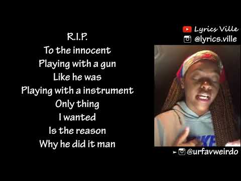 R.I.P. Florida Shooting Victims @urfavweirdo (Lyrics)