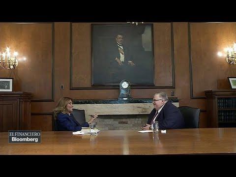 #EnEFyPorAdela Adela Micha entrevista a Agustín Carstens