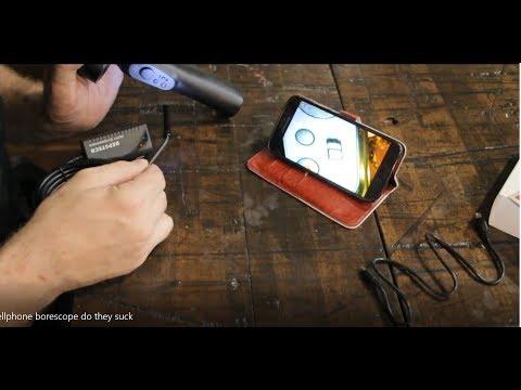 Cellphone borescopes-Do they SUCK?