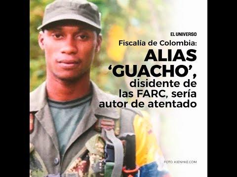 Quién Es Alias 'Guacho', Señalado Por El Atentado Con Carro Bomba En Ecuador