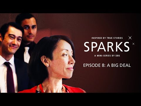 SPARKS miniseries – Episode 8: A Big Deal