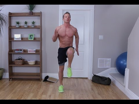 Real-Time High Intensity Cardio Workout for Lean Muscle