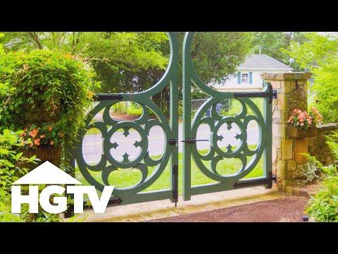 Garden Tours | Historic Japanese Garden - HGTV