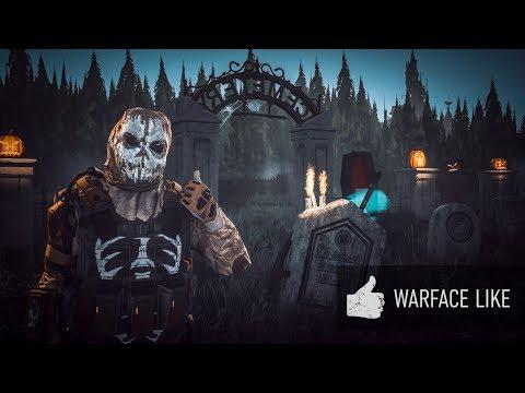 Warface.Новое хэллоуинскоеобновление 2017