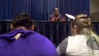 J Michael Tatum on playing Okabe in Steins Gate