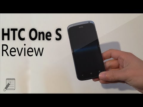 Review : HTC One S [deutsch]