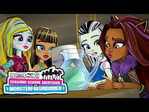 Gob in Angst | Schaurig schöne Abenteuer der Monsterfreundinnen | Monster High