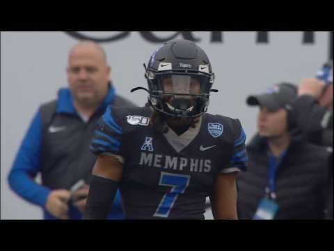 #FB19Flashback: Cincinnati Vs. Memphis Presented By The Tennessee Lottery 11/29/19