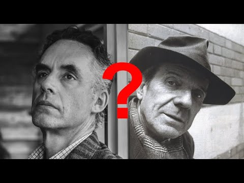 Video Blog about how Peterson is wrong about his claims concerning Postmodernism under the scope ofDeleuzeanphilosophy, which is often centered on Postmodernity.
