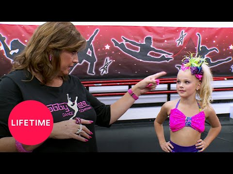 Dance Moms: JoJo Makes Quite the Impression (Season 5 Flashback)   Lifetime