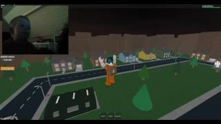 Roblox prison, i need help from the police