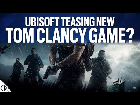 Ubisoft Teasing New Tom Clancy Game? - Ghost Recon Easter Egg