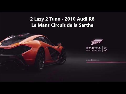 RDUX - 2 Lazy 2 Tune - 2010 Audi R8 - Le Mans Circuit de la Sarthe - 8/18/15