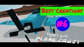 Roblox Aereo Pazzo Migliori Creazioni #6