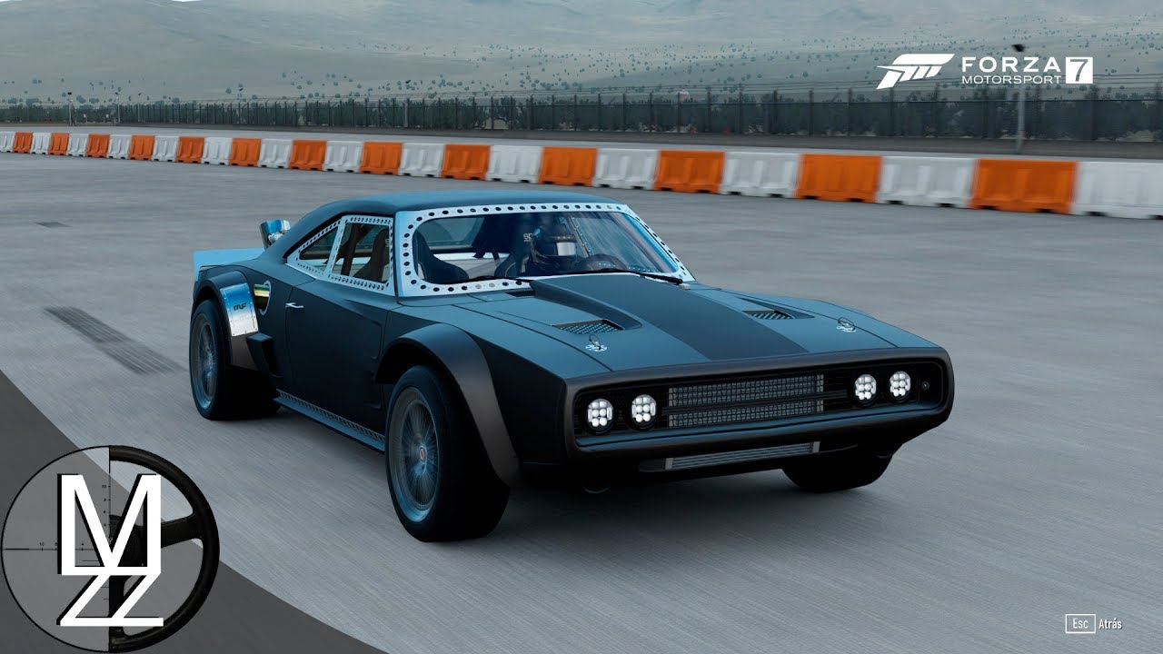 Dodge Charger Se >> Forza Motorsport 7 | Ice Charger FF [Fast & Furious 8] - YouTube