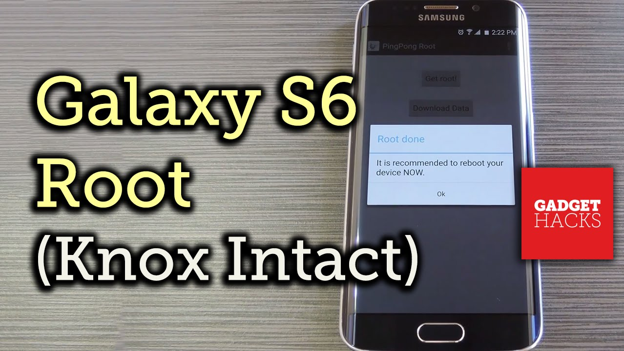 How To Root Samsung Galaxy Note 4 [Trips Knox] - YouTube