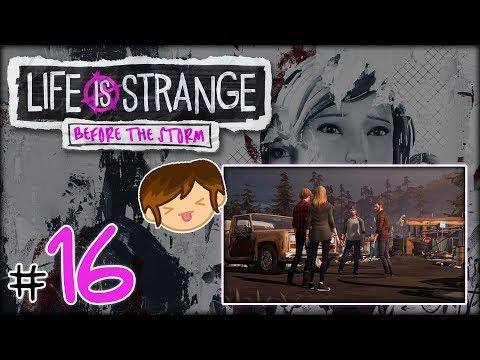 "LIFE IS STRANGE: Before the Storm #16 - Epizod III [3/6] - ""Ostra akcja"" thumbnail"