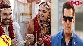 DeepVeer to host 2 receptions for close ones | Salman LEAVES Bharat's shoot mid-way & more