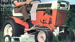 Sears Tractor Time Line