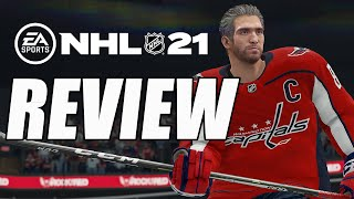 NHL 21 Review - The Final Verdict (Video Game Video Review)