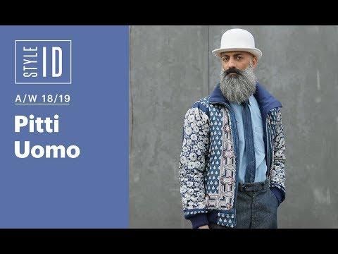 Style ID: Pitti Uomo A/W 18/19