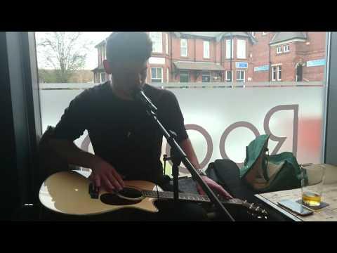 Alex Dibnah - Depth From Distance Ben Howard Cover