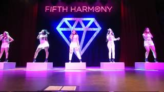 "Fifth Harmony ""Me & My Girls"" The Fillmore 6/4/14 5Th Times A Charm Tour"