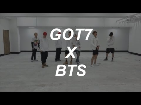 GOT7 X BTS: Hard Carry & Fire Dance...