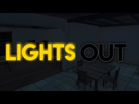 LIGHTS OUT - Fortnite Horror Map w/Jumpscares! - YouTube