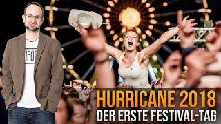 Hurricane 2018: Festival Tag 1
