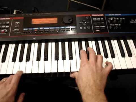 Little Surfer Girl Keyboard Part How To Play Youtube