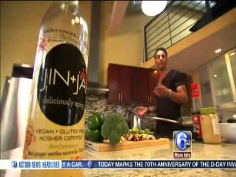 JIN+JA featured on Channel 6 ABC Action News Philly