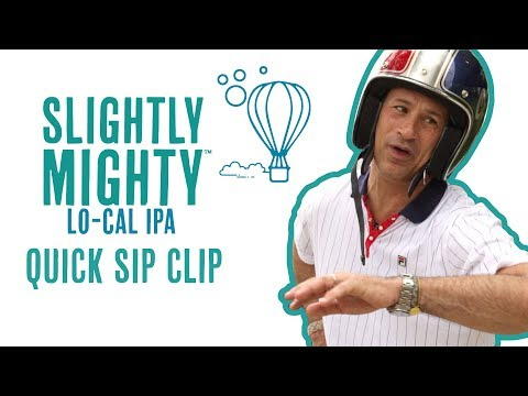 Dogfish Head Quick Sip Clip - Slightly Mighty IPA
