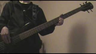 The Fratellis - Whistle for the Choir bass cover