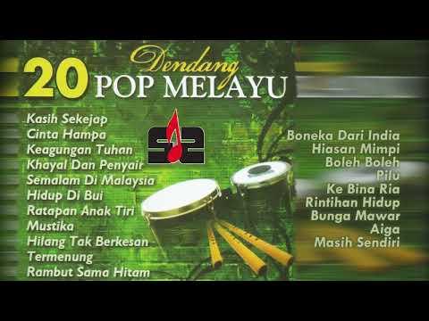 20 Dendang Pop Melayu [Lagu Melayu Lawas Tembang Kenangan] // Golden Memories Melayu Hits