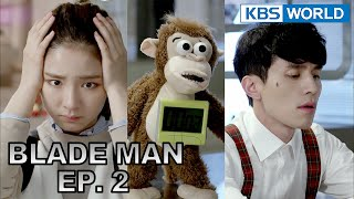 Video Blade Man | 아이언 맨 EP 2 [SUB : KOR, ENG, CHN, MLY, VIE, IND] download MP3, 3GP, MP4, WEBM, AVI, FLV April 2018
