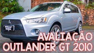 Que tal um SUV 4x4 com motor V6 e ainda por cima ECONÔMICA? Eis a Mitsubishi Outlander V6 2010! Dotada de um motor bruto V6, câmbio automático de 6 ...