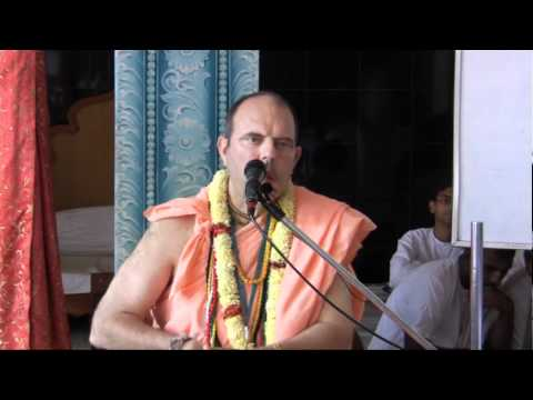 HH Jayapataka Swami - 091101 - Initiation Lecture - Hyderabad