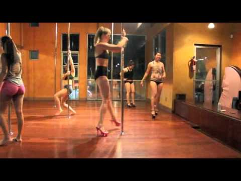 Pole Dancing Classes Los Angeles- Trick O'graphy