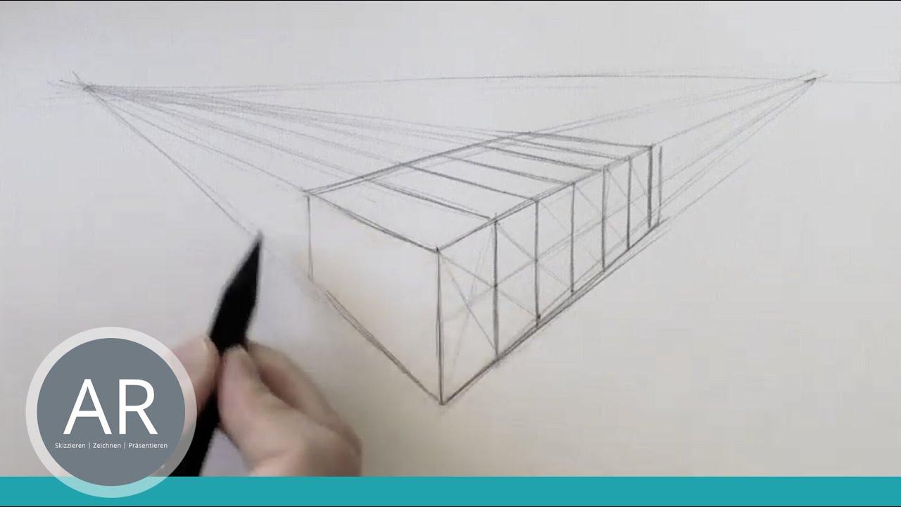 zeichnen lernen - flächen in perspektive - youtube, Innenarchitektur ideen