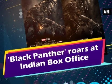 'Black Panther' roars at Indian Box Office - Hollywood News