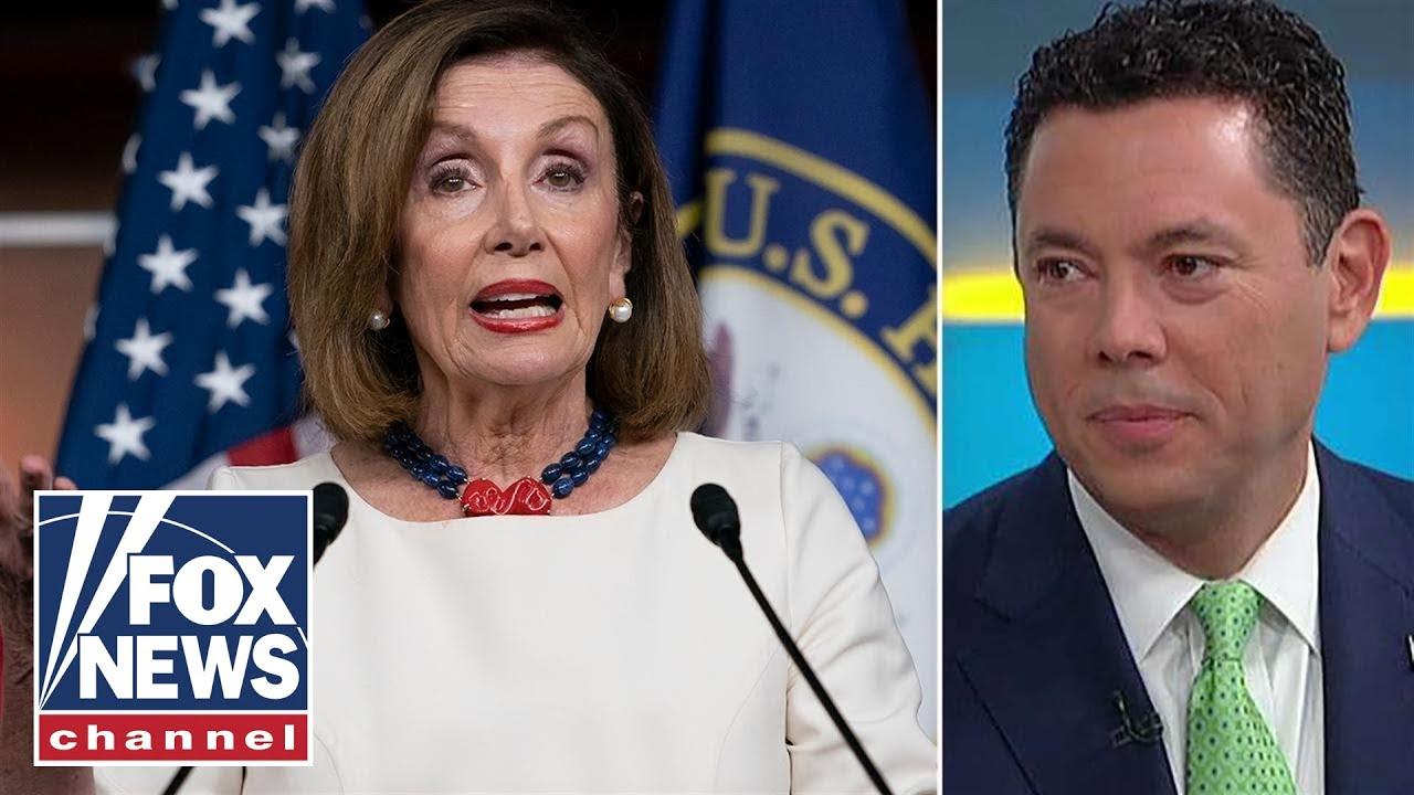 FOX News Chaffetz explains why Pelosi hasn't held a formal vote on impeachment