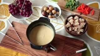 Rezept: Käsefondue