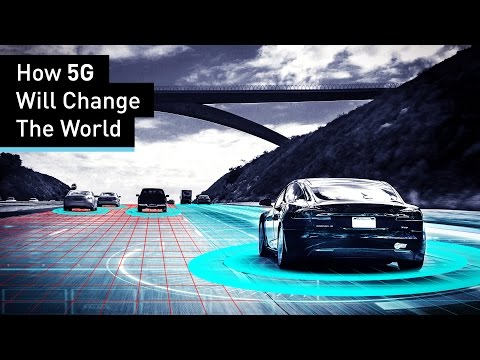 The Future of Telecommunications: 5G Internet Announced