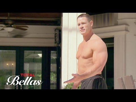 Josie bites John's leg: Total Bellas, Oct. 5, 2016